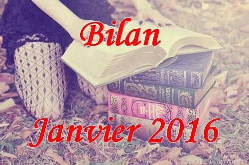 bilan janvier 2016