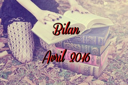 bilan avril