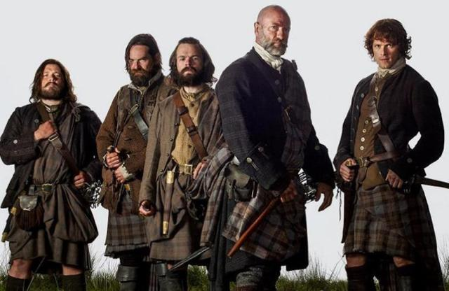 outlander-starz-clansmen-new-cast-photo