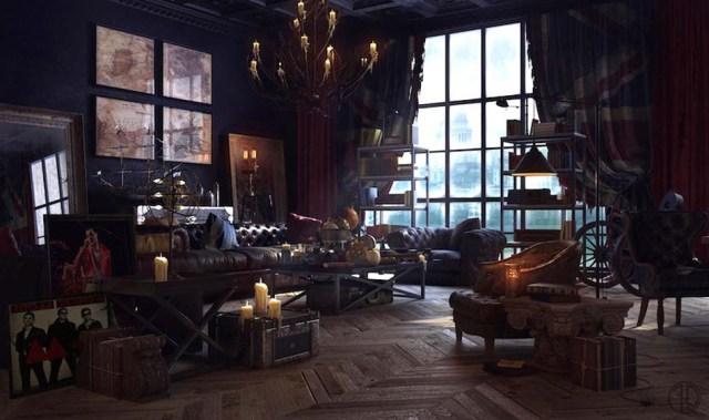 esprit-steampunk-style-interieur-salon-deco
